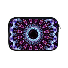 Kaleidoscope Shape Abstract Design Apple Ipad Mini Zipper Cases by Celenk
