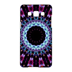 Kaleidoscope Shape Abstract Design Samsung Galaxy A5 Hardshell Case  by Celenk