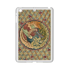 Wings Feathers Cubism Mosaic Ipad Mini 2 Enamel Coated Cases by Celenk