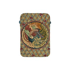 Wings Feathers Cubism Mosaic Apple Ipad Mini Protective Soft Cases by Celenk