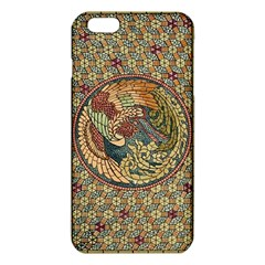 Wings Feathers Cubism Mosaic Iphone 6 Plus/6s Plus Tpu Case by Celenk