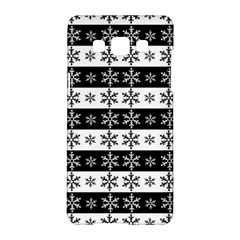 Snowflakes   Christmas Pattern Samsung Galaxy A5 Hardshell Case  by Valentinaart