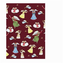 Christmas Angels  Large Garden Flag (two Sides)