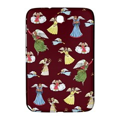 Christmas Angels  Samsung Galaxy Note 8 0 N5100 Hardshell Case
