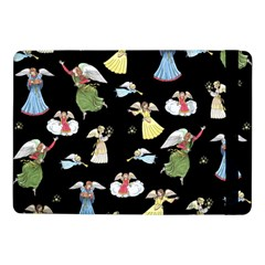 Christmas Angels  Samsung Galaxy Tab Pro 10 1  Flip Case by Valentinaart