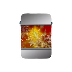Christmas Candles Christmas Card Apple Ipad Mini Protective Soft Cases by Celenk