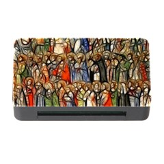 All Saints Christian Holy Faith Memory Card Reader With Cf by Celenk