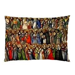 All Saints Christian Holy Faith Pillow Case (two Sides)