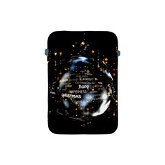Christmas Star Ball Apple Ipad Mini Protective Soft Cases by Celenk