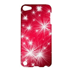 Christmas Star Advent Background Apple Ipod Touch 5 Hardshell Case by Celenk