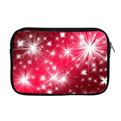 Christmas Star Advent Background Apple Macbook Pro 17  Zipper Case by Celenk