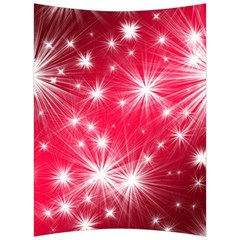 Christmas Star Advent Background Back Support Cushion by Celenk