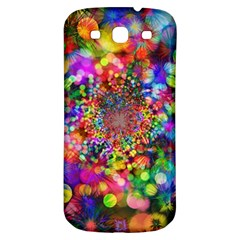 Background Color Pattern Structure Samsung Galaxy S3 S Iii Classic Hardshell Back Case by Celenk