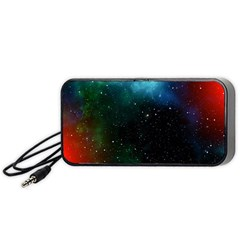 Galaxy Space Universe Astronautics Portable Speaker