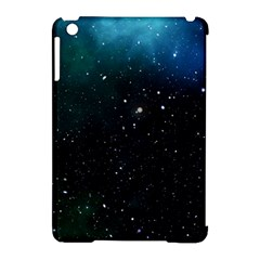 Galaxy Space Universe Astronautics Apple Ipad Mini Hardshell Case (compatible With Smart Cover) by Celenk