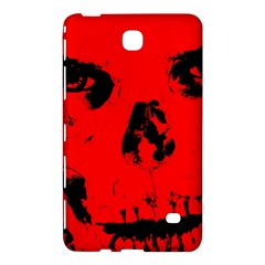 Halloween Face Horror Body Bone Samsung Galaxy Tab 4 (8 ) Hardshell Case