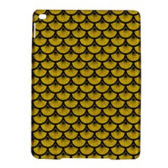 Scales3 Black Marble & Yellow Denim Ipad Air 2 Hardshell Cases by trendistuff