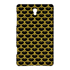 Scales3 Black Marble & Yellow Denim (r) Samsung Galaxy Tab S (8 4 ) Hardshell Case  by trendistuff