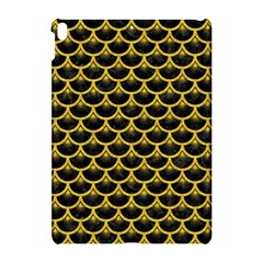 Scales3 Black Marble & Yellow Denim (r) Apple Ipad Pro 10 5   Hardshell Case by trendistuff