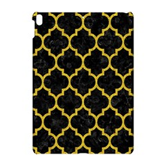 Tile1 Black Marble & Yellow Denim (r) Apple Ipad Pro 10 5   Hardshell Case by trendistuff