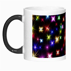 Fireworks Rocket New Year S Day Morph Mugs