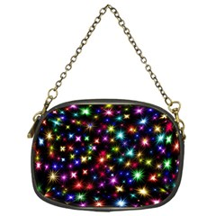 Fireworks Rocket New Year S Day Chain Purses (one Side)  by Celenk