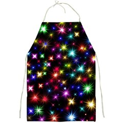 Fireworks Rocket New Year S Day Full Print Aprons by Celenk