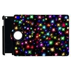 Fireworks Rocket New Year S Day Apple Ipad 2 Flip 360 Case by Celenk