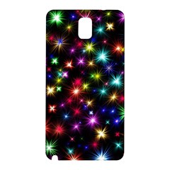 Fireworks Rocket New Year S Day Samsung Galaxy Note 3 N9005 Hardshell Back Case by Celenk