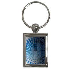Data Computer Internet Online Key Chains (rectangle)