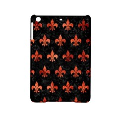 Royal1 Black Marble & Copper Paint Ipad Mini 2 Hardshell Cases by trendistuff