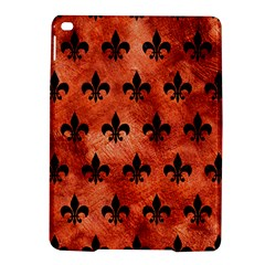Royal1 Black Marble & Copper Paint (r) Ipad Air 2 Hardshell Cases by trendistuff