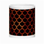 SCALES1 BLACK MARBLE & COPPER PAINT (R) Night Luminous Mugs Center
