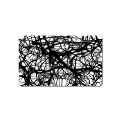 Neurons Brain Cells Brain Structure Magnet (Name Card)