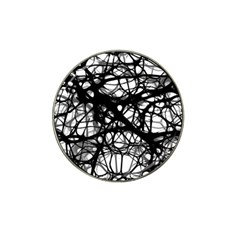 Neurons Brain Cells Brain Structure Hat Clip Ball Marker (4 Pack) by Celenk