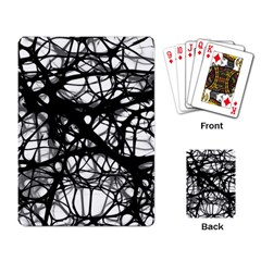 Neurons Brain Cells Brain Structure Playing Card