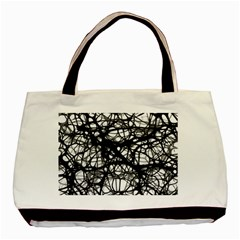 Neurons Brain Cells Brain Structure Basic Tote Bag (Two Sides)