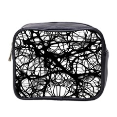 Neurons Brain Cells Brain Structure Mini Toiletries Bag 2 Side by Celenk