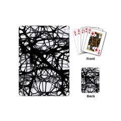 Neurons Brain Cells Brain Structure Playing Cards (Mini)