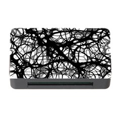 Neurons Brain Cells Brain Structure Memory Card Reader with CF