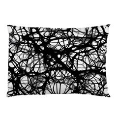 Neurons Brain Cells Brain Structure Pillow Case (Two Sides)