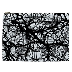 Neurons Brain Cells Brain Structure Cosmetic Bag (XXL)