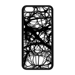 Neurons Brain Cells Brain Structure Apple iPhone 5C Seamless Case (Black)