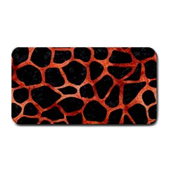 Skin1 Black Marble & Copper Paint Medium Bar Mats by trendistuff