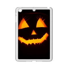 Pumpkin Helloween Face Autumn Ipad Mini 2 Enamel Coated Cases by Celenk