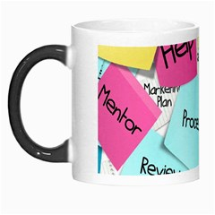 Stickies Post It List Business Morph Mugs by Celenk