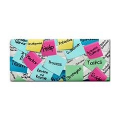 Stickies Post It List Business Cosmetic Storage Cases by Celenk