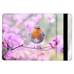 Spring Bird Bird Spring Robin Ipad Air Flip by Celenk