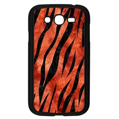 Skin3 Black Marble & Copper Paint Samsung Galaxy Grand Duos I9082 Case (black) by trendistuff