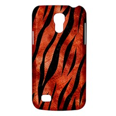 Skin3 Black Marble & Copper Paint Galaxy S4 Mini by trendistuff